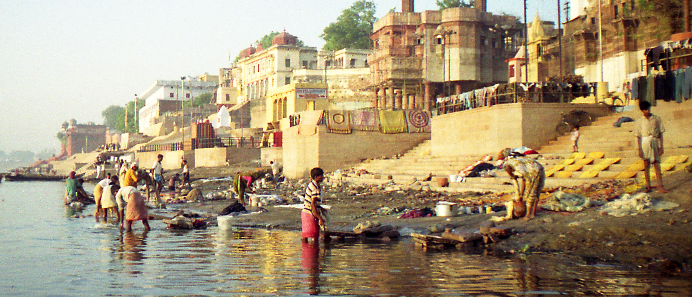 essay on hindi varanasi