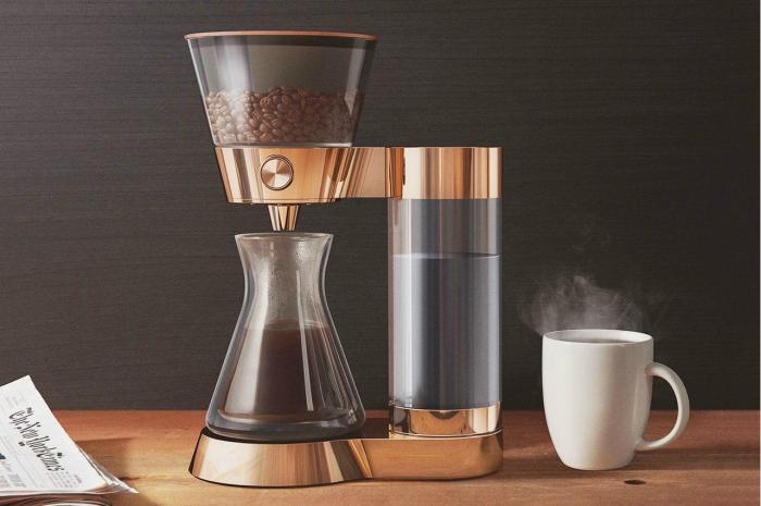 Quirky-Poppy-Pour-Over-Coffee-Maker