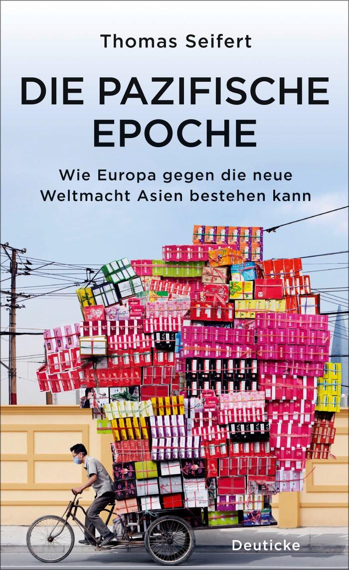 DIE PAZIFISCHE EPOCHE Wie Europa gegen die neue Weltmacht Asien bestehen kann  Erscheinungsdatum: 16.03.2015  304 Seiten  Deuticke Verlag  Fester Einband  ISBN 978-3-552-06283-2  ePUB-Format  ISBN 978-3-552-06289-4