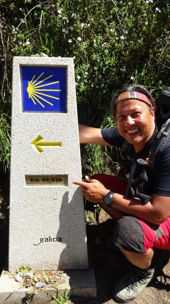 The last 100 km
