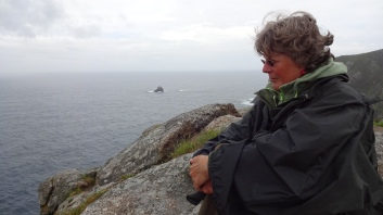 The last days in Finistère with Nina